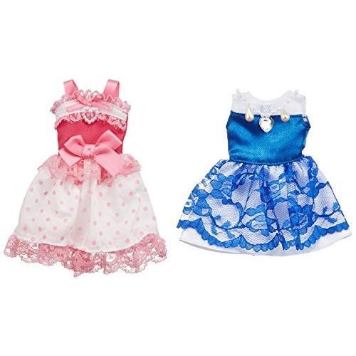 リカちゃん ドレス LW-17 パーティドレスセット リボン&レース 新品商品