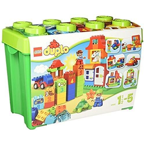 レゴ (LEGO) デュプロ みどりのコンテナスーパーデラックス 10580 新品商品