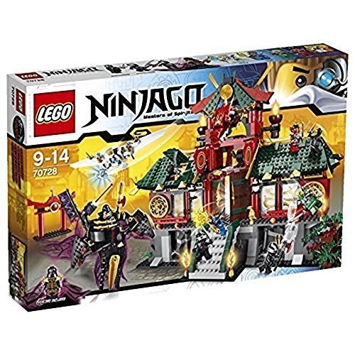 レゴ (LEGO) ニンジャゴー ニンジャゴー・シティの戦い 70728 新品商品