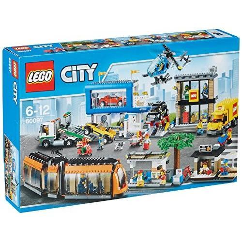 レゴ (LEGO) シティ レゴ (LEGO) (R)シティのまち 60097 新品商品