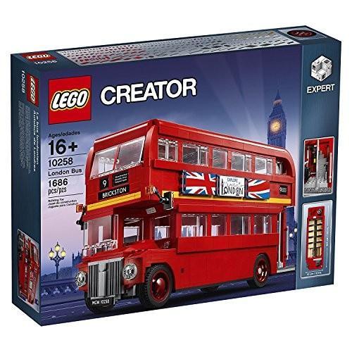 レゴ(LEGO)クリエーター ロンドンバス│ LEGO Creator Expert 10258 London Bus(10258) 新品商品