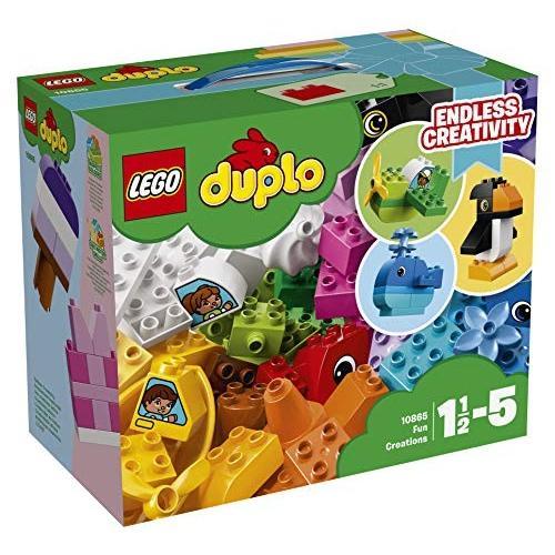 レゴ(LEGO) デュプロ デュプロ(R)のいろいろアイデアボックス 10865 新品商品