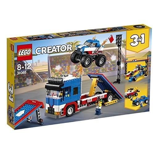 レゴ(LEGO)クリエイター スタントトラック (モジュール式) 31085 新品商品