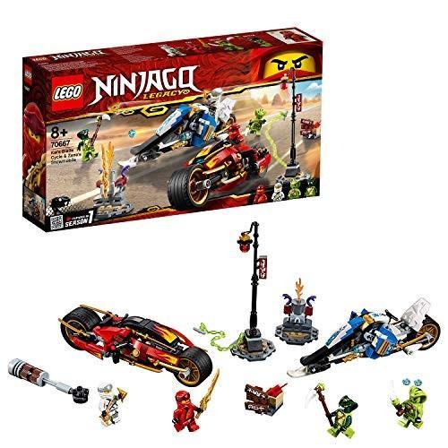 レゴ(LEGO) ニンジャゴー カイ&ゼンのバイクレース 70667 新品商品
