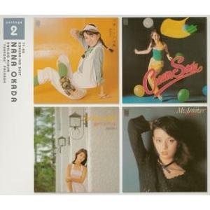 77-80 ぼくらのベスト 岡田奈々アナログ·アルバム完全復刻 package 2 中古