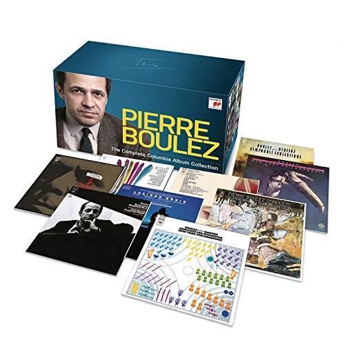 Pierre Boulez: The Complete Columbia Album Collection 中古商品 アウトレット