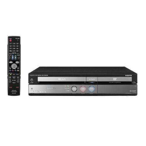 SHARP 250GB HDD搭載ビデオ一体型DVDレコーダー DV-ACV52 中古品 アウトレット品 zerotwo