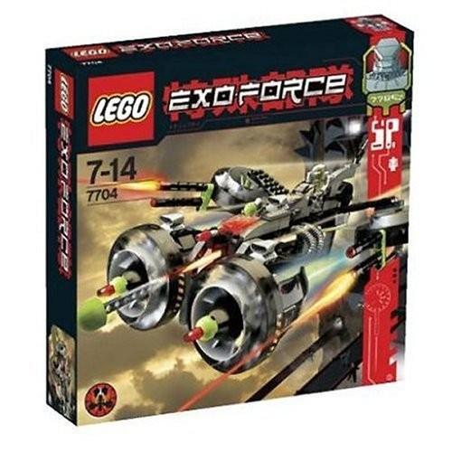 レゴ (LEGO) エクソ・フォース ソニックファントム 7704 新品 未使用