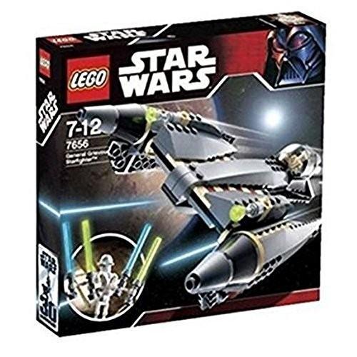 レゴ (LEGO) スターウォーズ グリーバス将軍のスターファイター 7656 新品 未使用
