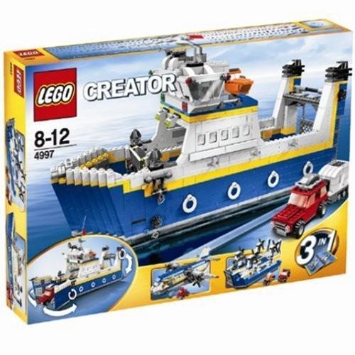 レゴ (LEGO) クリエイター フェリー 4997 新品 未使用
