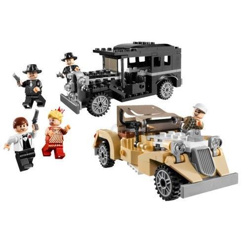 レゴ (LEGO) インディ・ジョーンズ 上海チェイス 7682 新品 未使用