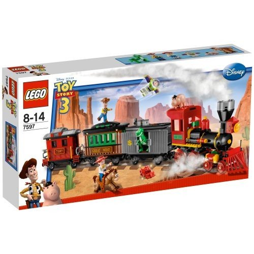 レゴ (LEGO) トイ・ストーリー ウェスタン・トレインの追跡 7597 新品 未使用
