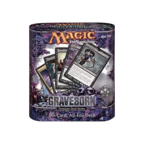 マジック:ザ・ギャザリング Premium Deck Series : GRAVEBORN 英語版 新品 未使用