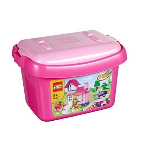 レゴ (LEGO) 基本セット ピンクのコンテナ 4625 新品 未使用