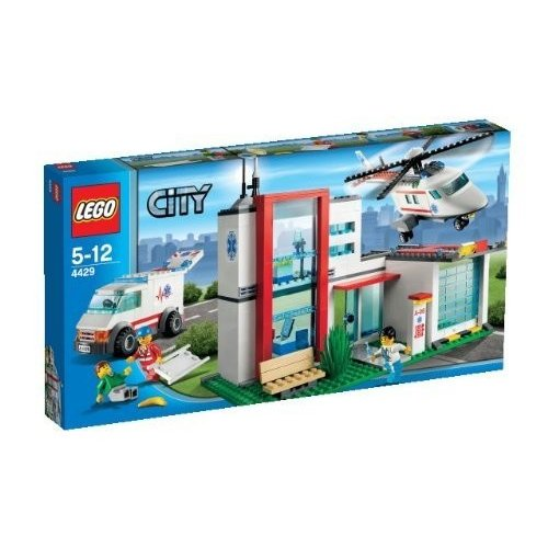 レゴ (LEGO) シティ ドクターヘリポート 4429 新品 未使用