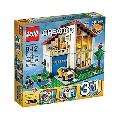 レゴ (LEGO) クリエイター・ファミリーハウス 31012 新品 未使用