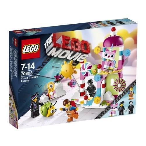 レゴ (LEGO) ムービー 雲の上の宮殿 70803 新品 未使用