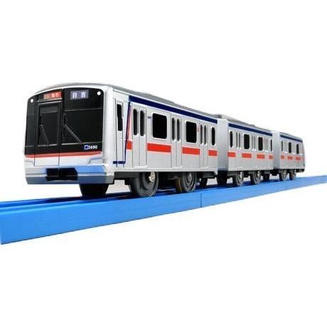 タカラトミー オリジナルプラレール 東急電鉄 5080系 目黒線 新品 未使用