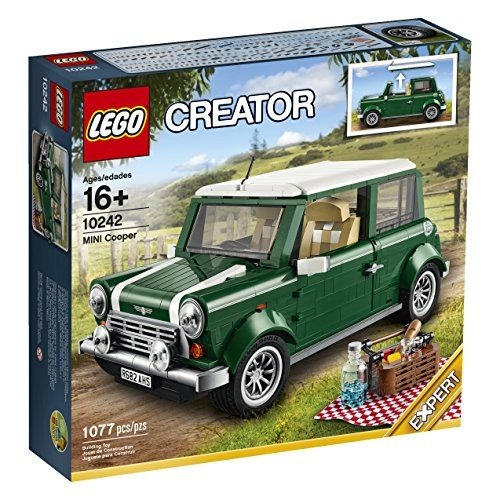 レゴ クリエイター ミニクーパー 10242 新品 未使用