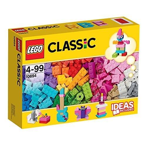 レゴ (LEGO) クラシック アイデアパーツ (明るい色セット) 10694 新品 未使用