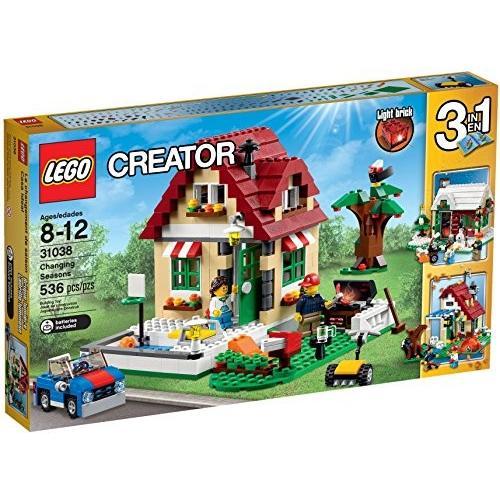 レゴ (LEGO) クリエイター 季節のコテージ 31038 新品 未使用