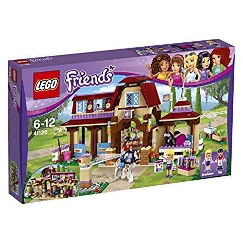 レゴ (LEGO) フレンズ ハートレイクの乗馬クラブ 41126 新品 未使用
