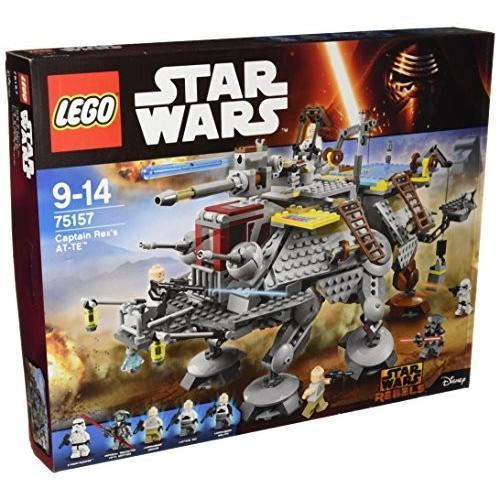 レゴ (LEGO) スター・ウォーズ キャプテン・レックスのAT-TE 75157 新品 未使用