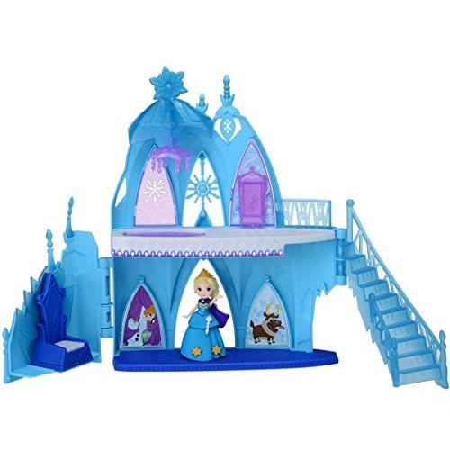 ディズニー アナと雪の女王 リトルキングダム エルサのアイスキャッスル 新品 未使用