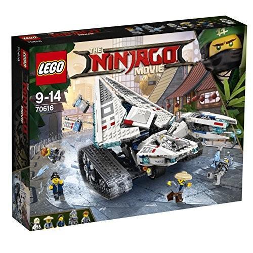 レゴ(LEGO) ニンジャゴー ムービーアイスタンク 70616 新品 未使用