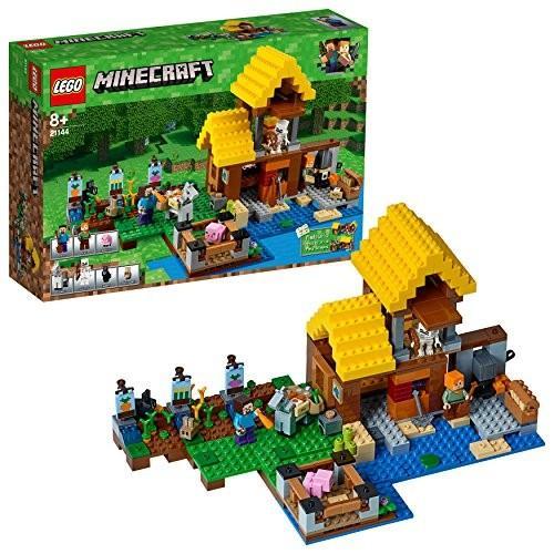 レゴ(LEGO) マインクラフト 畑のコテージ 21144 新品 未使用