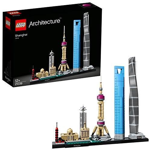 レゴ(LEGO) アーキテクチャー 上海 21039 新品 未使用