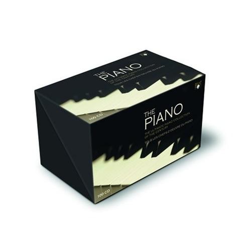 ザ·ピアノ~究極のピアノ·コレクション(100枚組) 中古商品