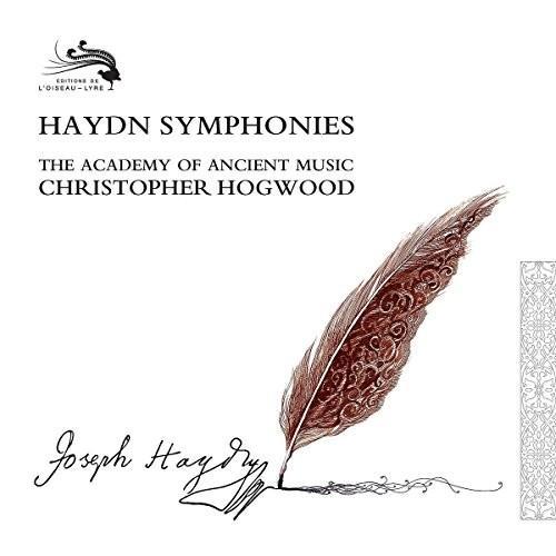 Hogwood: Haydn Symphonies 中古商品