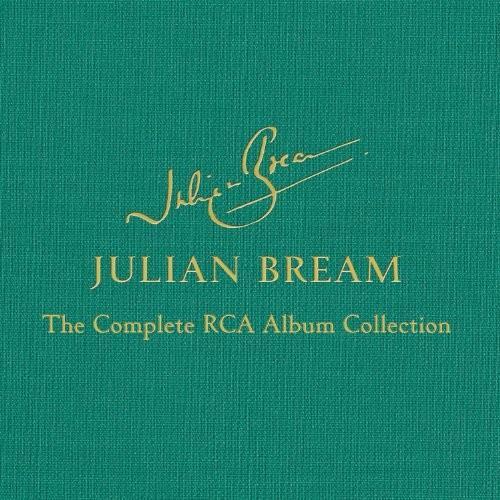 Julian Bream The Complete Album Collection 中古商品