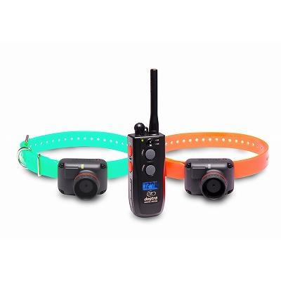 訓練機 DOGTRA ドグトラ コミュニケーション ドッグトレーナー 2502T&B 送料無料 トレーニング 犬 しつけ 首輪 リモコン ゲーム ソナー