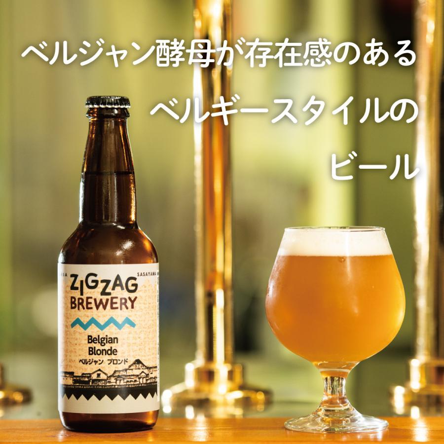ベルジャンブロンド×6本/クラフトビール/無濾過/酵母/ジグザグブルワリー/ZIGZAGブルワリー/丹波篠山|zigzagbrewery|02