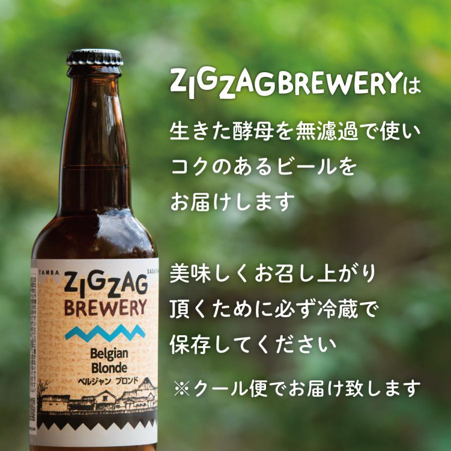 ベルジャンブロンド×6本/クラフトビール/無濾過/酵母/ジグザグブルワリー/ZIGZAGブルワリー/丹波篠山|zigzagbrewery|03