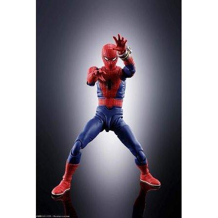 新品 即納 2020 新作 S.H.フィギュアーツ MARVEL スパイダーマン 出荷 塗装済み可動フィギュア 約150mm 東映TVシリーズ ABSamp;PVC製
