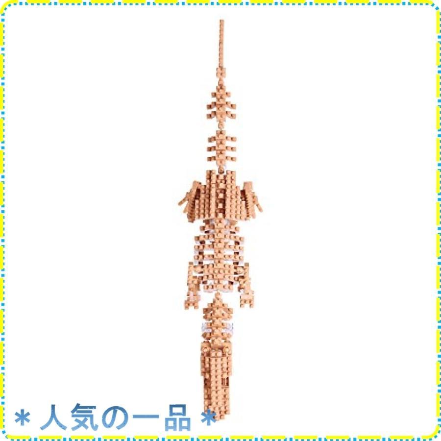 ナノブロック ティラノサウルス骨格モデル NBM-012|zisukuzi|04