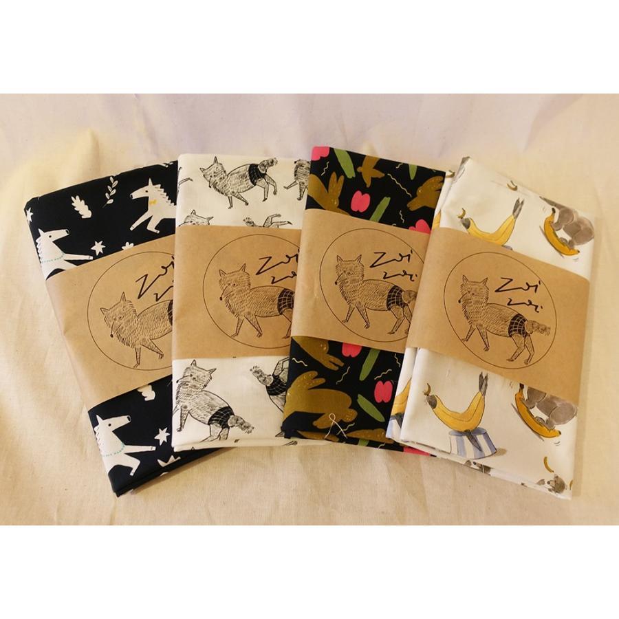 ダブルガーゼ or シーチング 生地 切り売り 10cm単位 綿100% 日本製  春のうたげ  zoi zoi|zoizoi|05