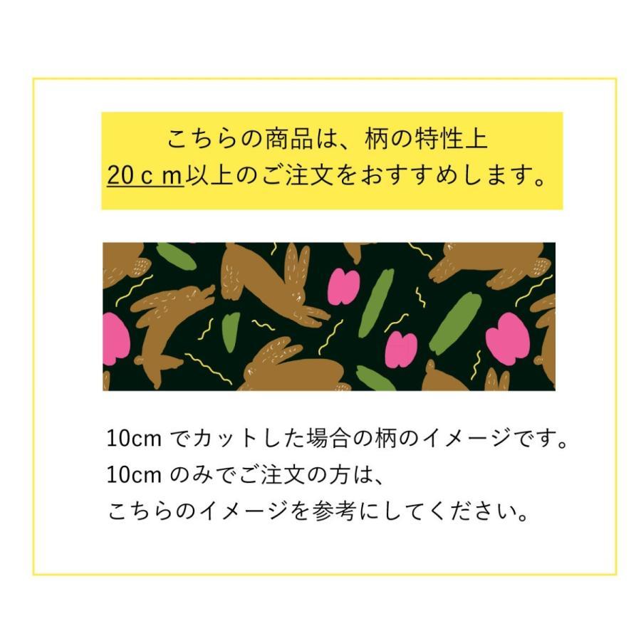 ダブルガーゼ or シーチング 生地 切り売り 10cm単位 綿100% 日本製  usagi zoi zoi|zoizoi|05