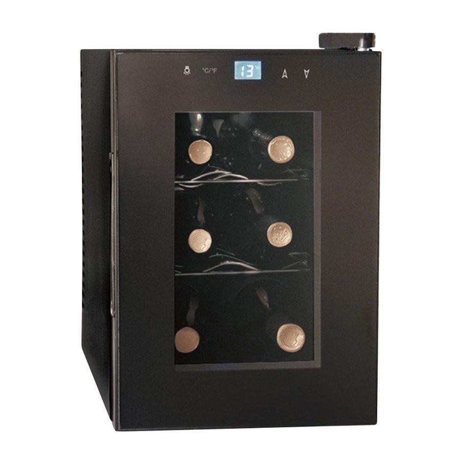 ワインセラー 6本収納 人気 シンプルデザイン カジュアル ワインセラー D-STYLIST 営業日より2〜3日で発送