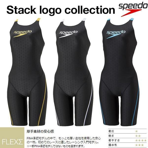 ■19年継続 スピード レディース競泳水着 練習用 SD58N52