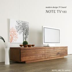 ノート180TVボード W/B