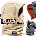 フード付きネックウォーマー BURTON バートン Hampshire Hood