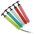 お手軽 ハンドポンプ ボールポンプ 各種ボールや浮き輪の空気入れに 選べる5色