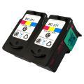 ■BC-311+BC-310シリーズ キヤノン(Canon)リサイクルインクカートリッジ  ・キヤノ...