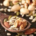 美容健康応援!!無添加無塩毎日いきいきミックスナッツ&シード1kg メーカー直送
