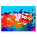 有名人や車をポップなカラーでまとめたアートパネル。 独特のタッチで描かれたレイアウトは、ポップであり...