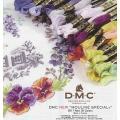DMC NEW 2017年新色 35色×1本セット  【素材】  綿100% 【サイズ】 25番糸 ...